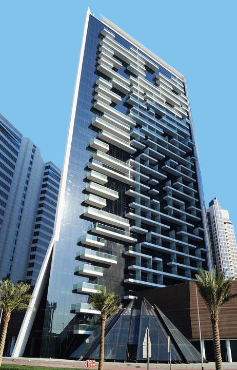 Marquise Square in Burj Khalifa Dubai District – Apartments for Sale by Seven Tides & SRG