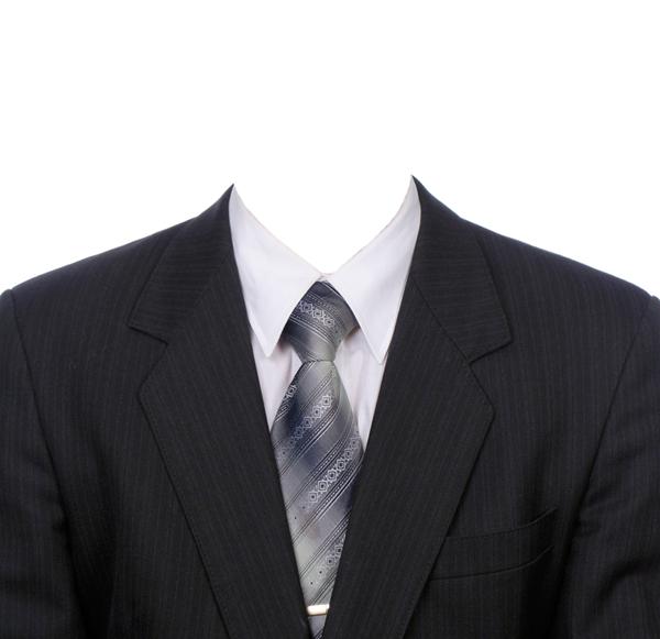 галстук фотография на документы