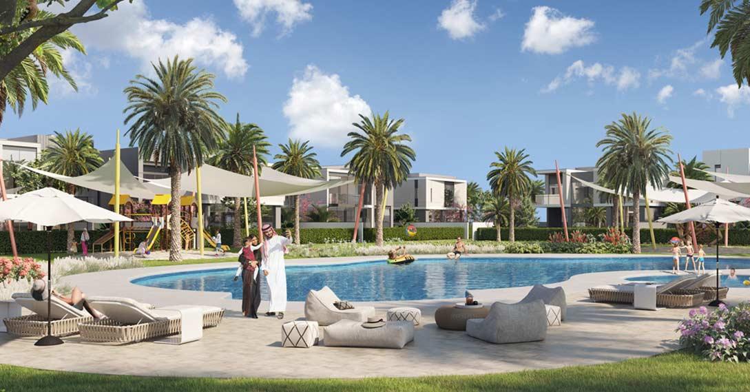 New Launch of Murooj Al Furjan Villas