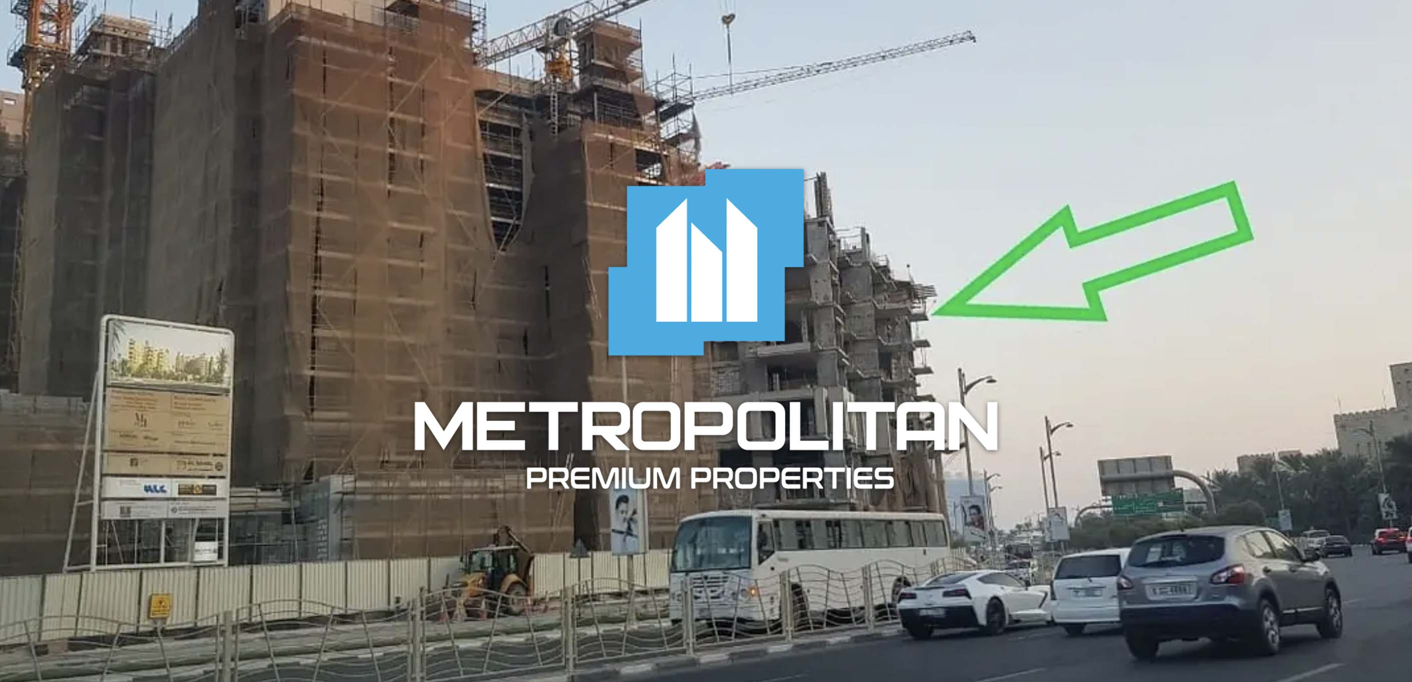 Madinat Jumeirah Living Construction Updates