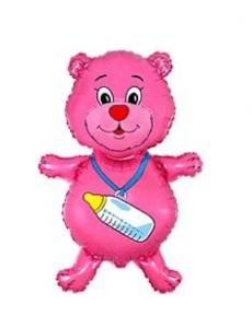 медвежонок на выписку девочки