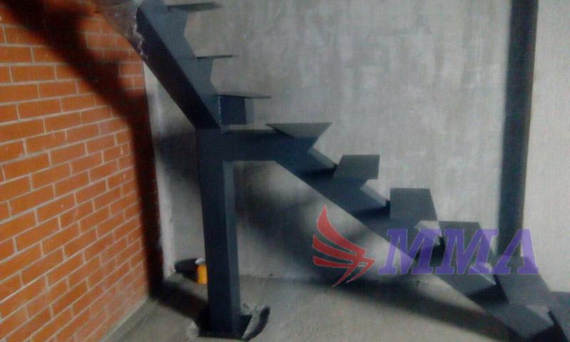 косоур, лестница, металл,