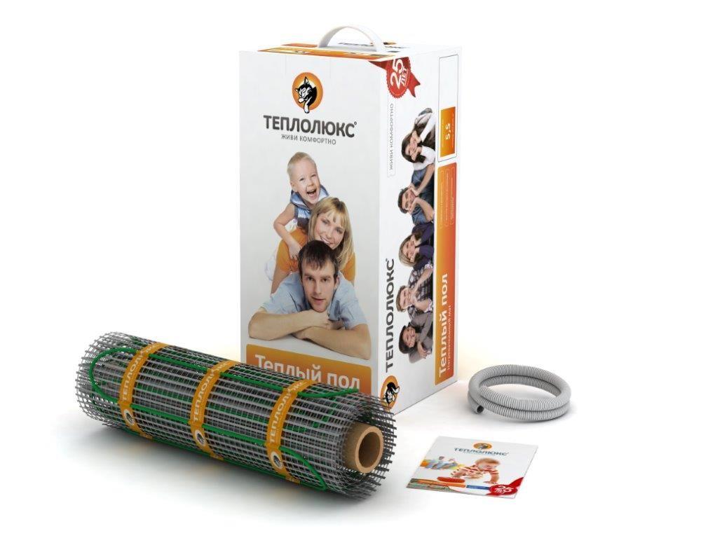 Нагревательный мат - Теплолюкс Tropix MHH 0,5м2/80Вт
