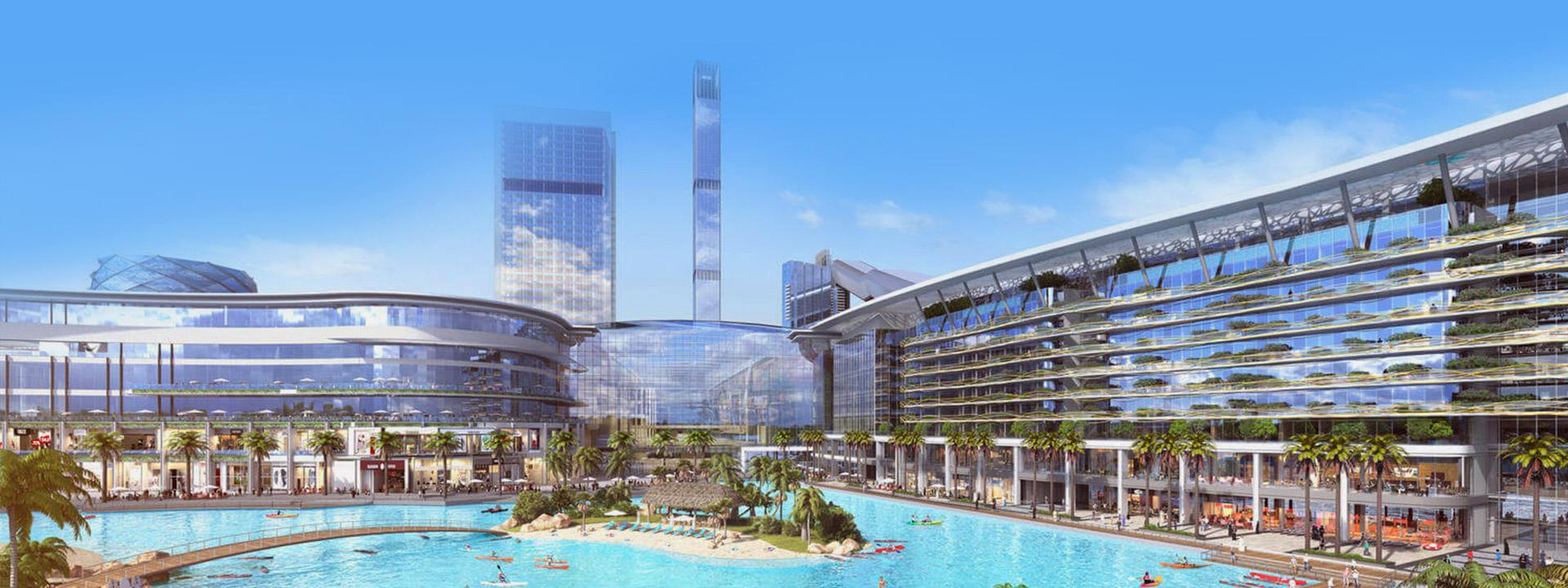 The Meydan One Mall, MBR City, Dubai