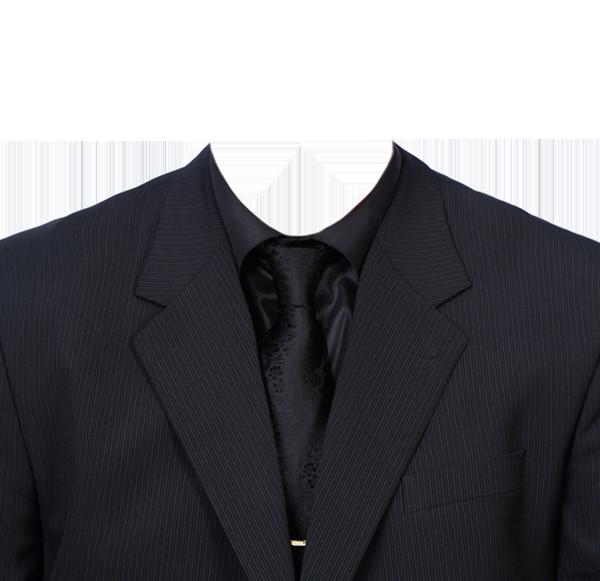 Черный костюм фотография на документы