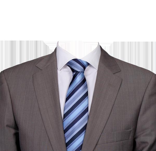 галстук в полоску фотография на документы