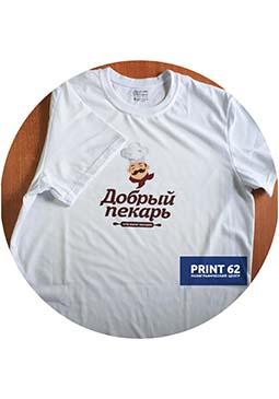 брендированные футболки