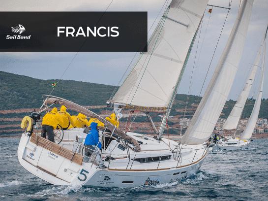 Парусная яхта Francis