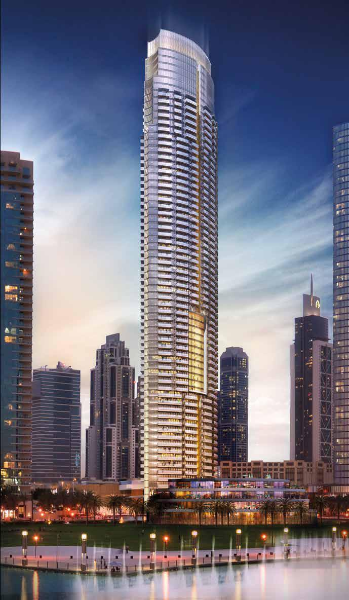 Emaar Opera Grand in Downtown Dubai – Apartments for Sale in Dubai