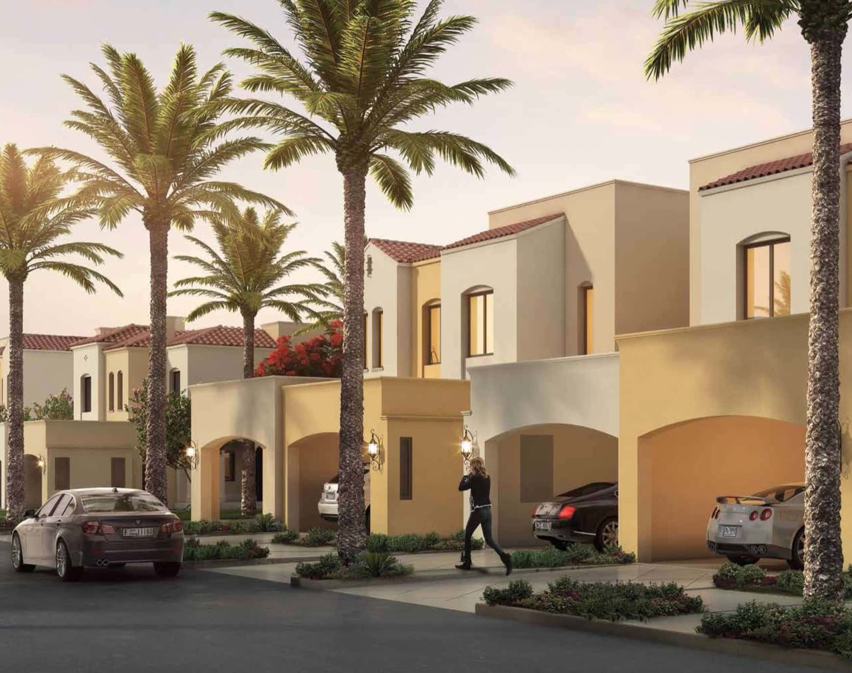 Serena Townhouses by Dubai Properties