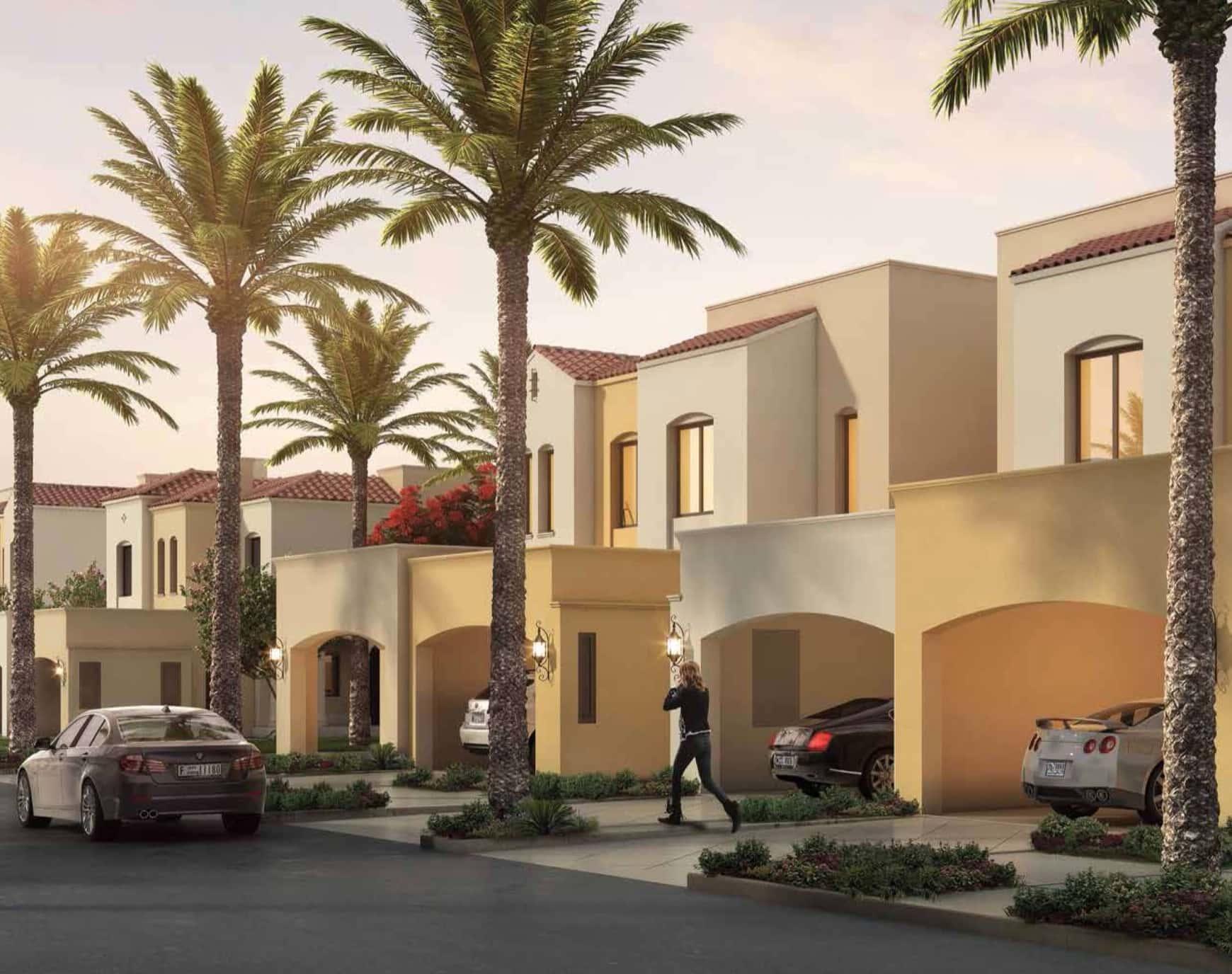Serena Townhouses by Dubai Properties