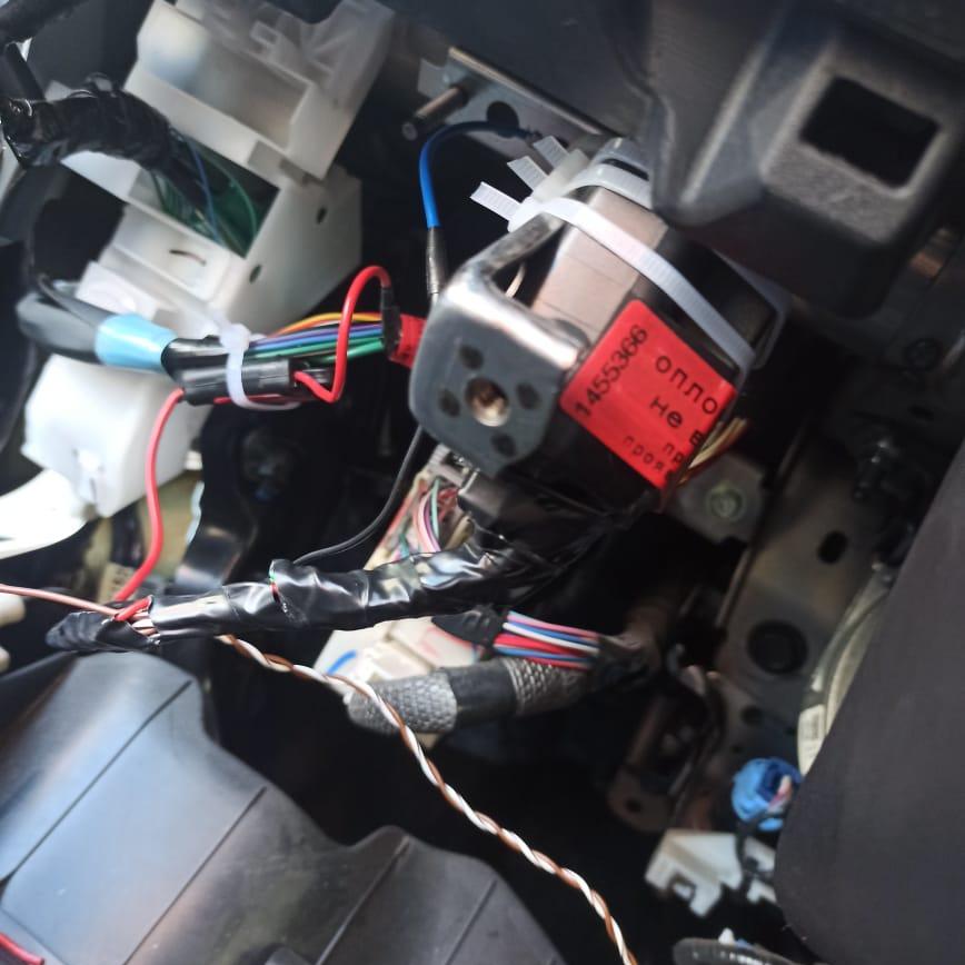 Контроль автотранспорта Toyota Camry