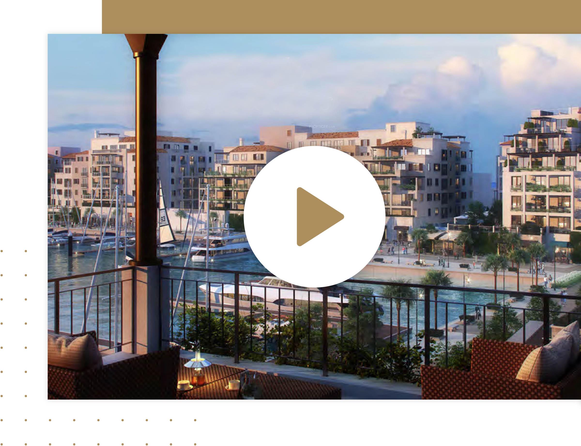 Meraas Port De La Mer: Apartments for Sale in Dubai Jumeirah