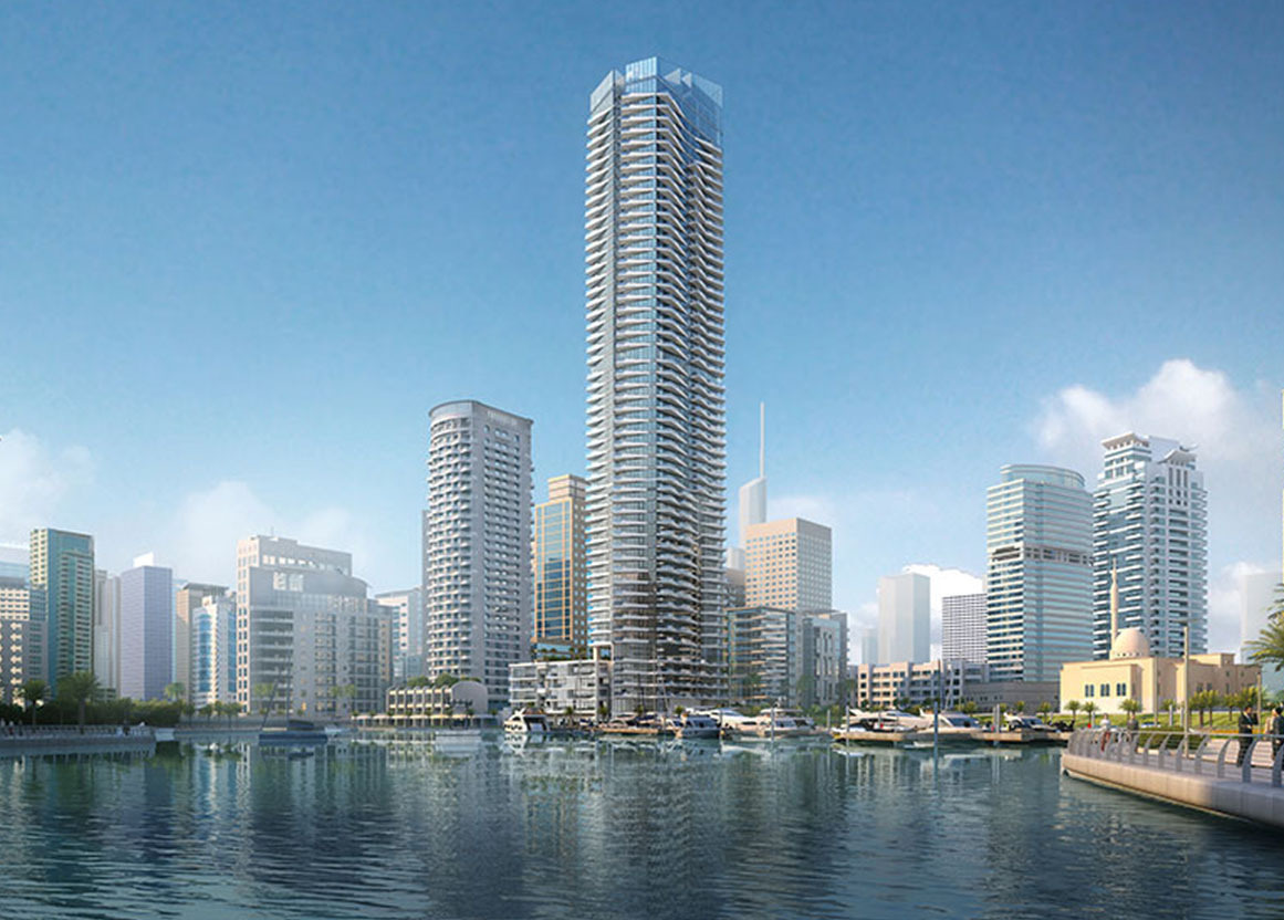 TOP-8 Off-Plan Apartments for Sale in Dubai Marina