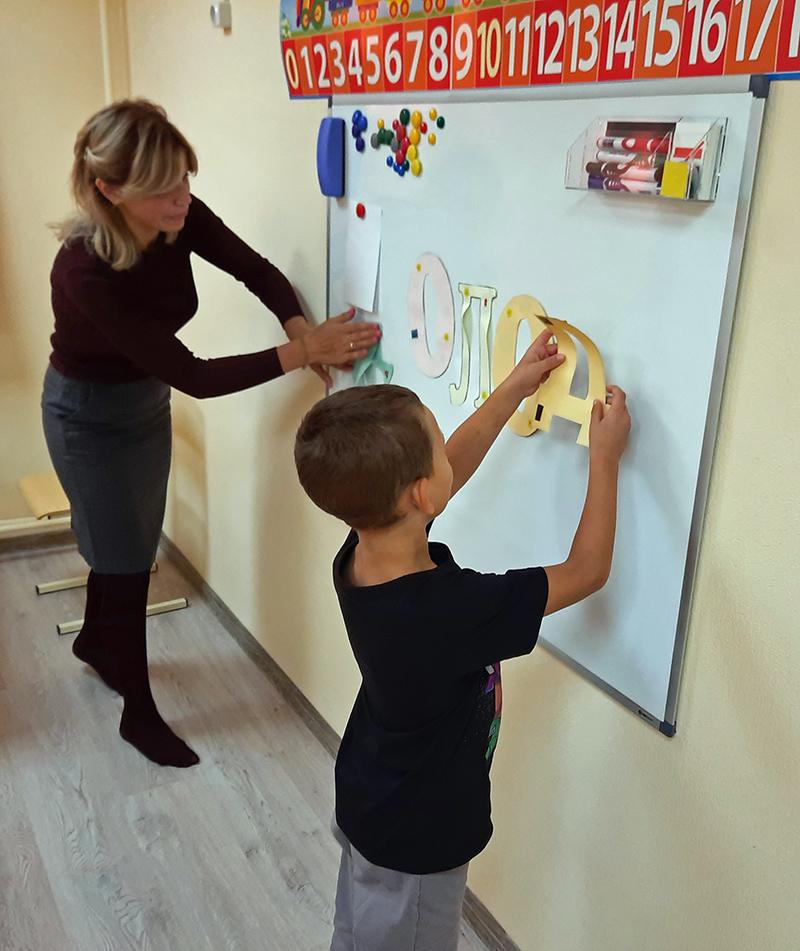 Подготовка к школе 5 лет Братеево ЮАО