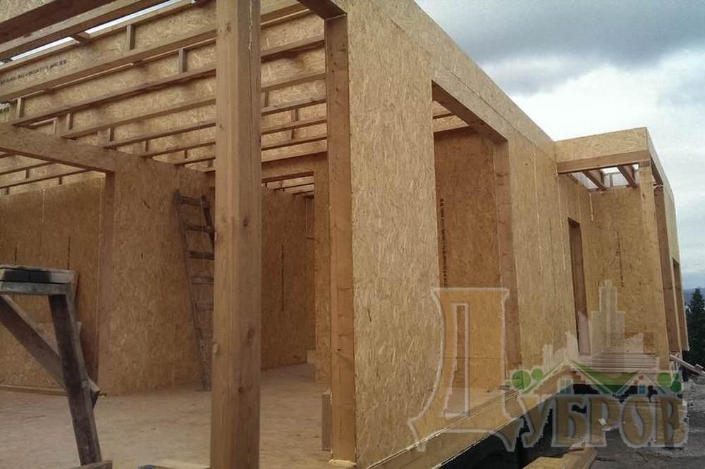 Строить дом Севастополь ключ проект цены