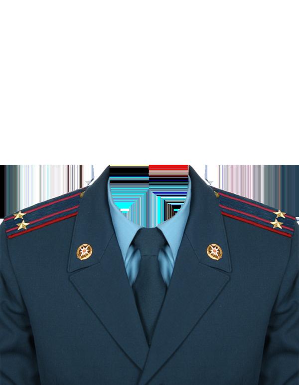 подполковник фотошоп