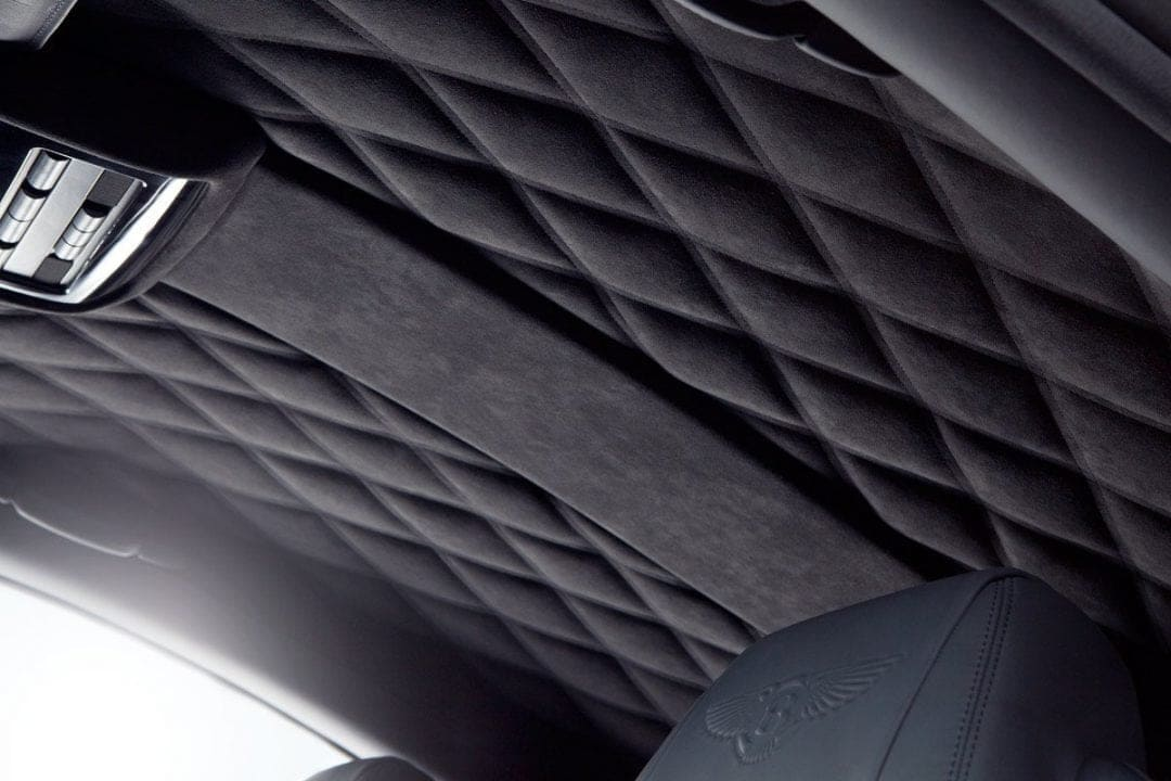 перетяжка потолка авто