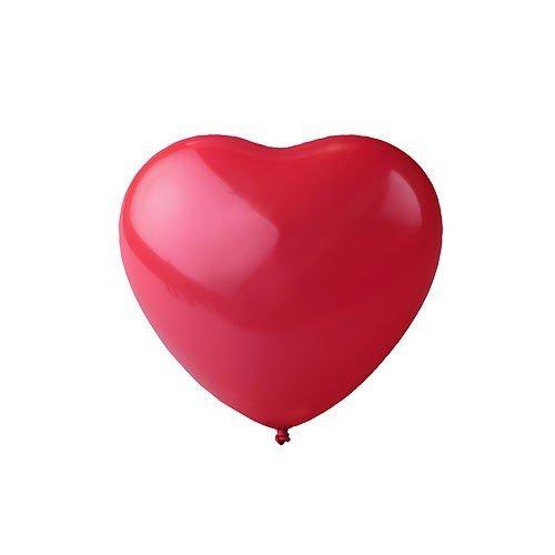 Шар красное  Сердце