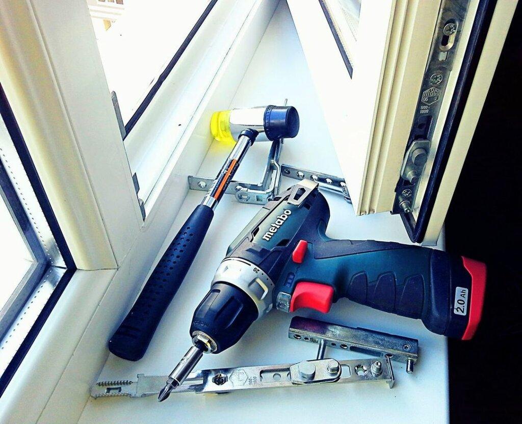 маруся ремонт пластиковых окон и дверей