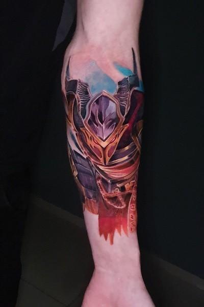 Татуировки в Новосибирске
