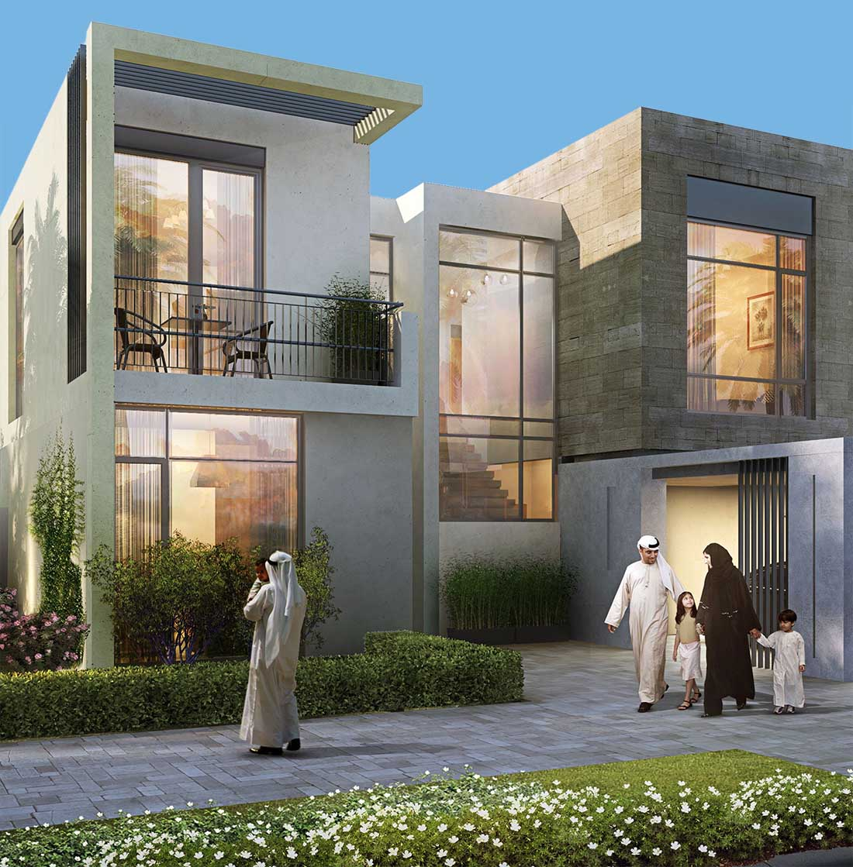 Emaar South Golf Links – Villas for Sale in Dubai
