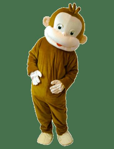 Аренда Ростовая кукла: Обезьяна