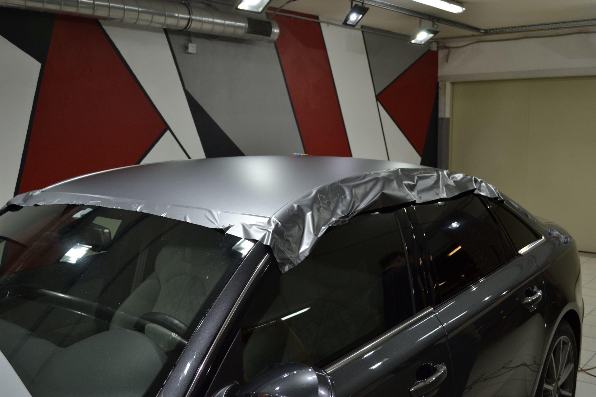 Защитная пленка для авто #5