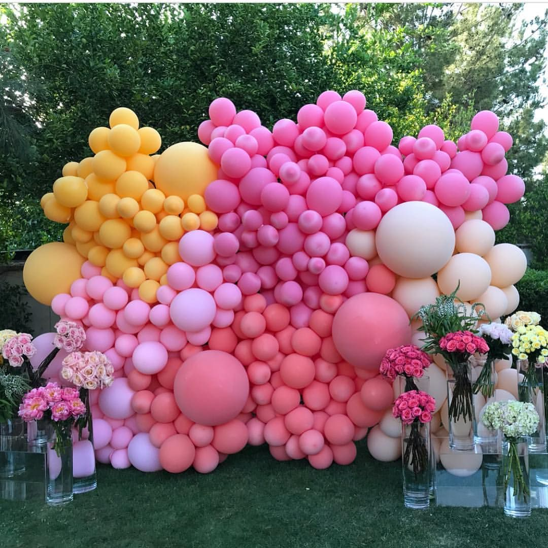 шары на фотозону