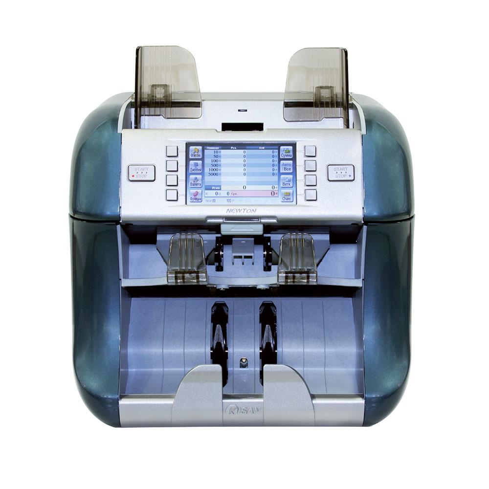 Счётчная машина с функцией проверки денег на подлинность