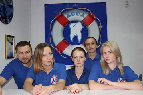 Specialist of dental clinic ASSA