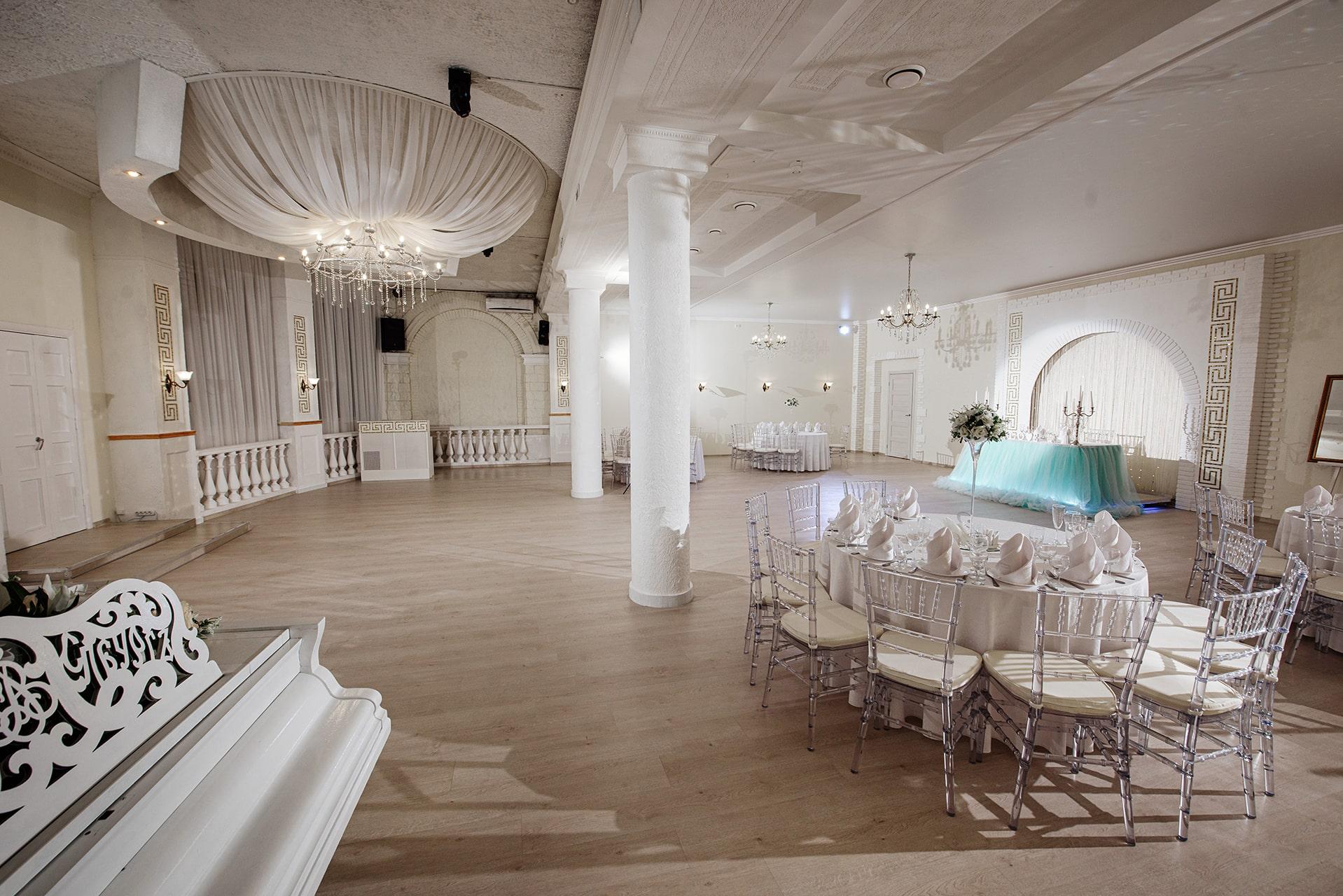 Банкетный зал СПб для свадьбы