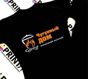 футболка изготовление