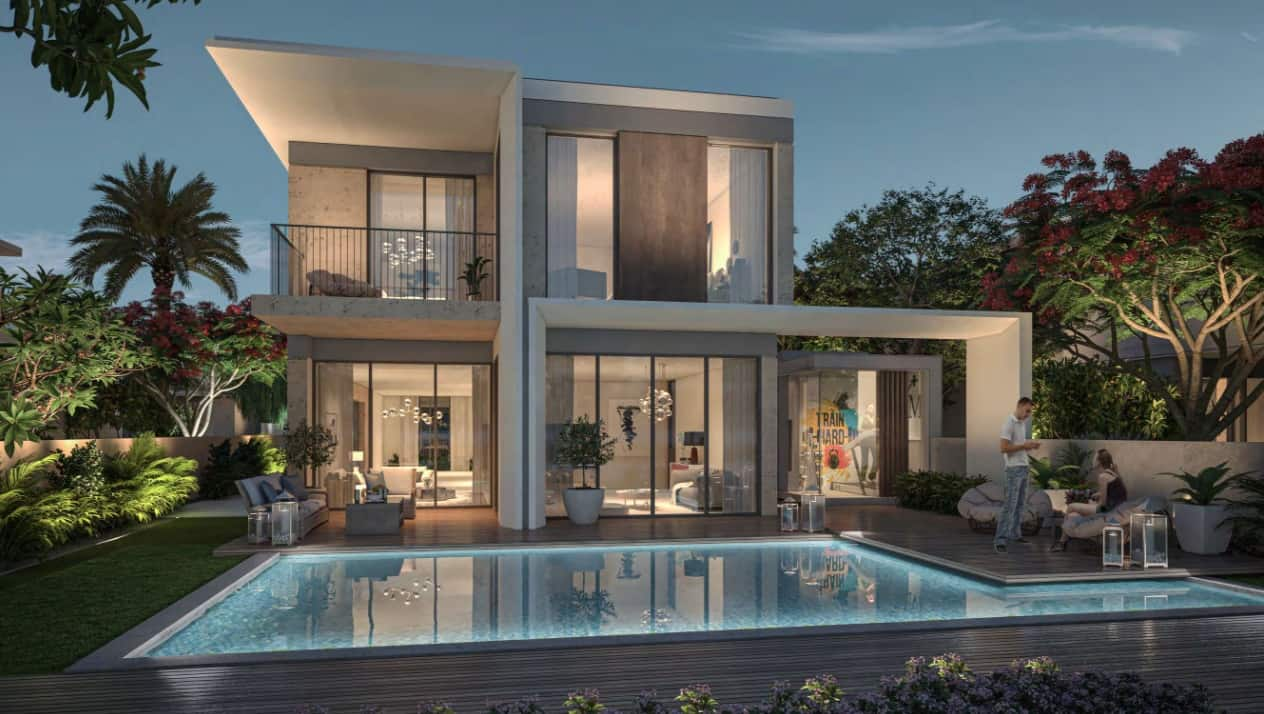 New Launch of Tilal Al Ghaf Villas for Sale by Majid Al Futtaim Properties