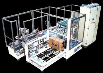 Автоматическая машина упаковка ричарелли