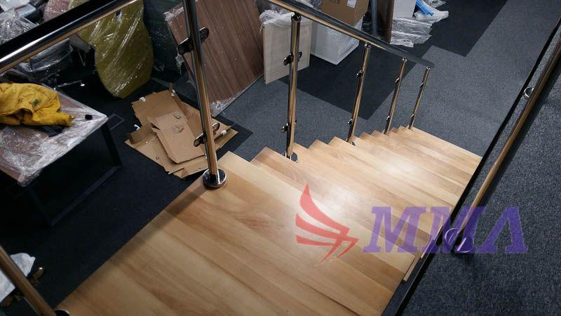 металлическая лестница, металлокаркас, каркас,