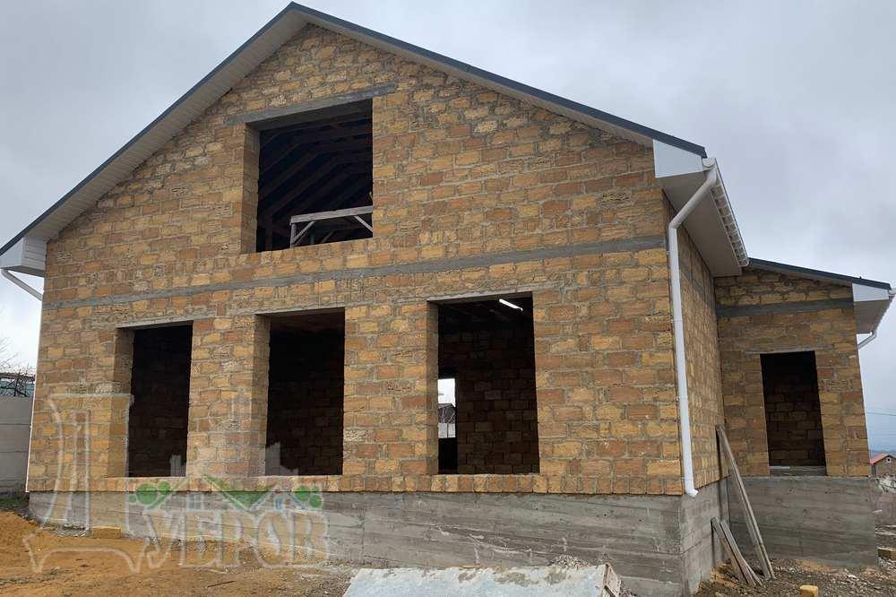 Строительство домов из ракушечника в Крыму и Севастополе