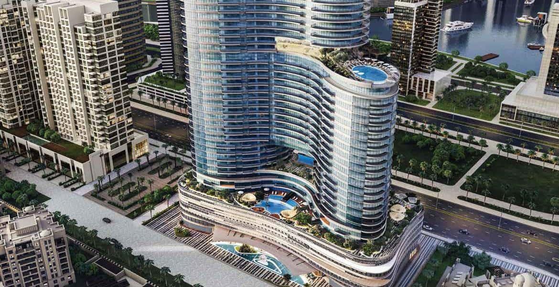 Imperial Avenue in Downtown Dubai