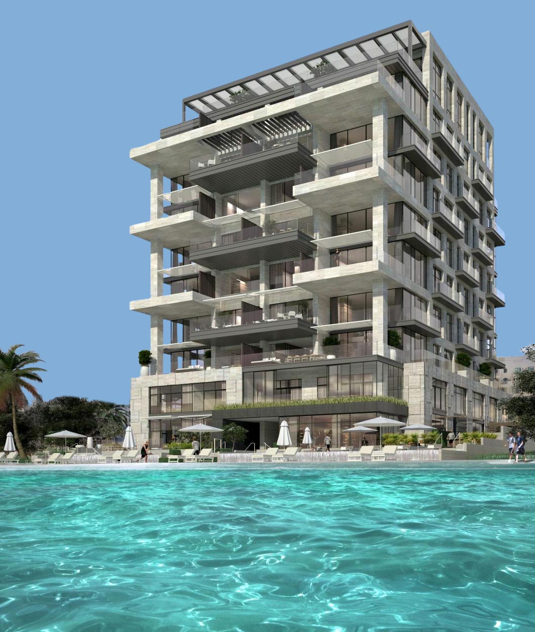 Palme Couture Residences: Apartments for Sale on Dubai Palm Jumeirah
