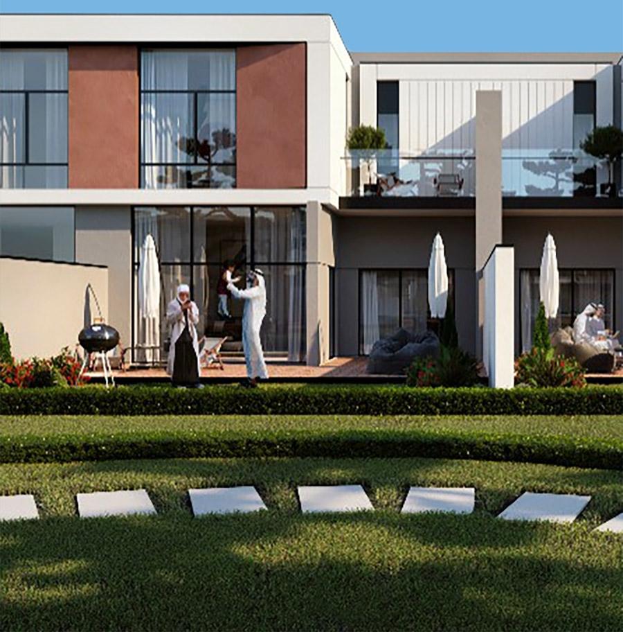 Murooj Al Furjan Villas in Dubai – Villas for Sale by Nakheel