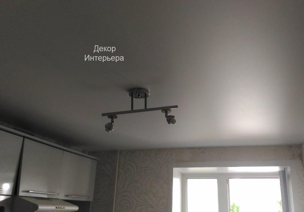 Картинка матовые натяжные потолки установить по низкой цене