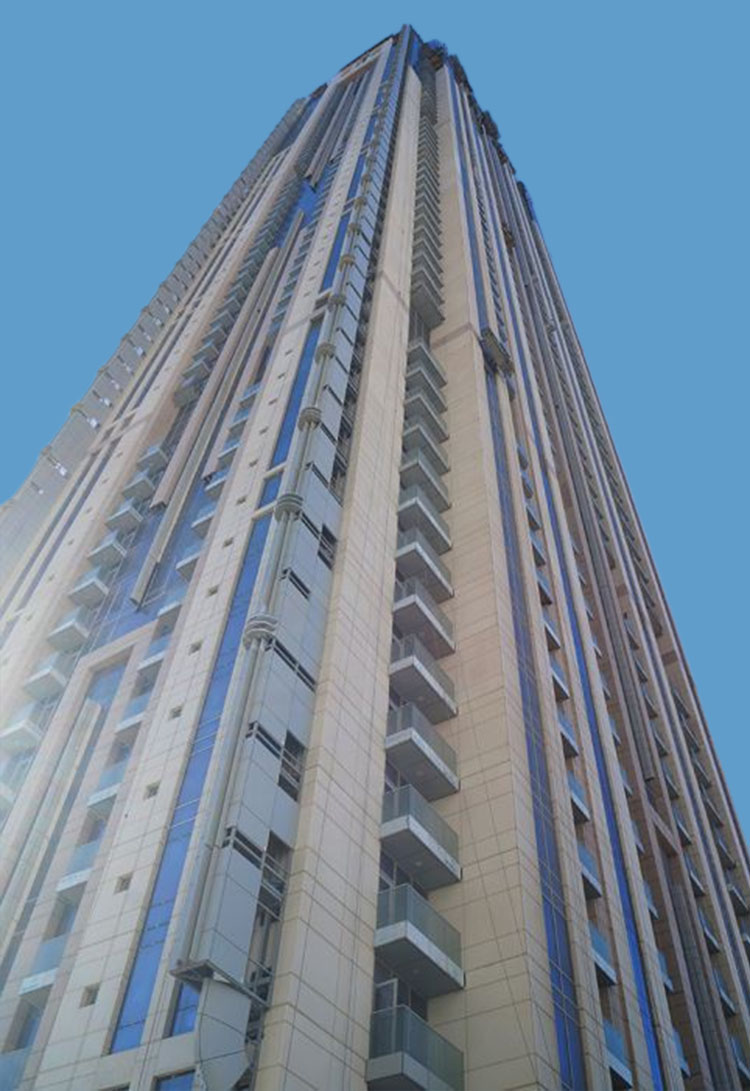 Amna Tower in Al Habtoor City: Apartments for Sale in Dubai