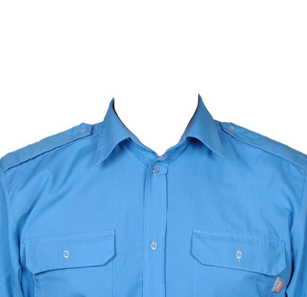 синяя рубашка срочное фото