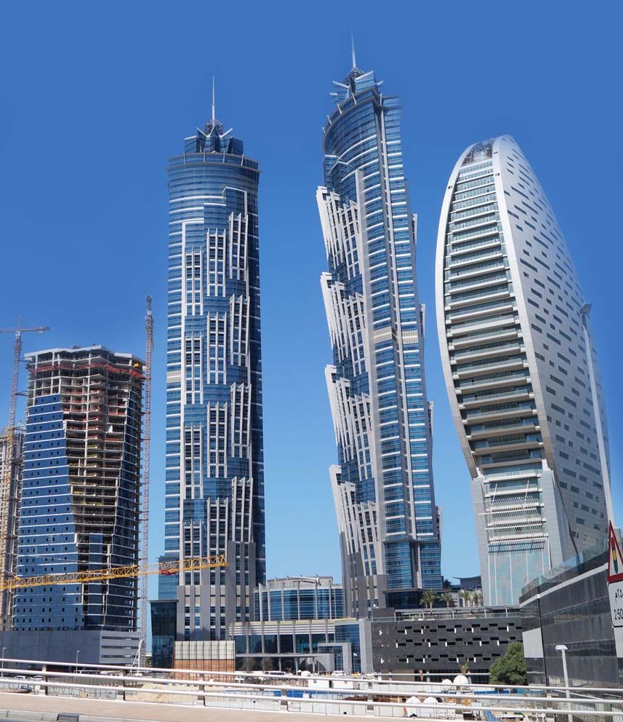 Buy or Rent Apartments in Business Bay