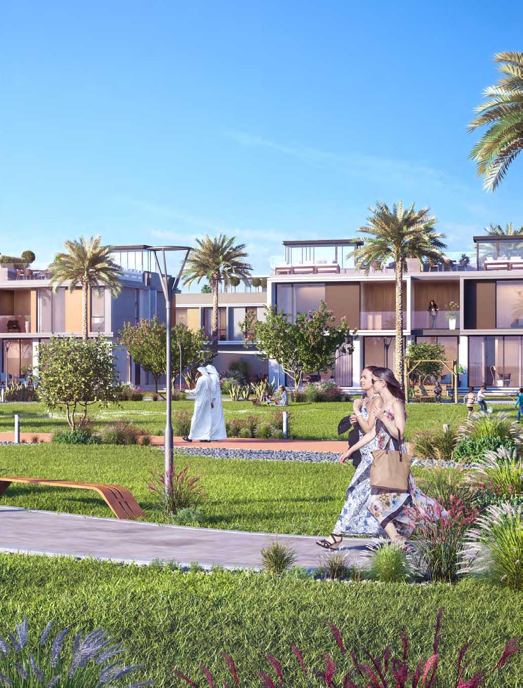 Emaar Golf Grove Villas in Dubai Hills Estate – Villas for Sale