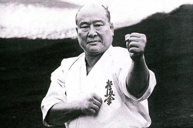 Масутацу Ояма - основатель каратэ Киокусинкай