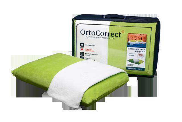 Ортопедическая подушка Comfort OrtoCorrect