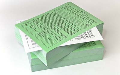 печать итоговых документов