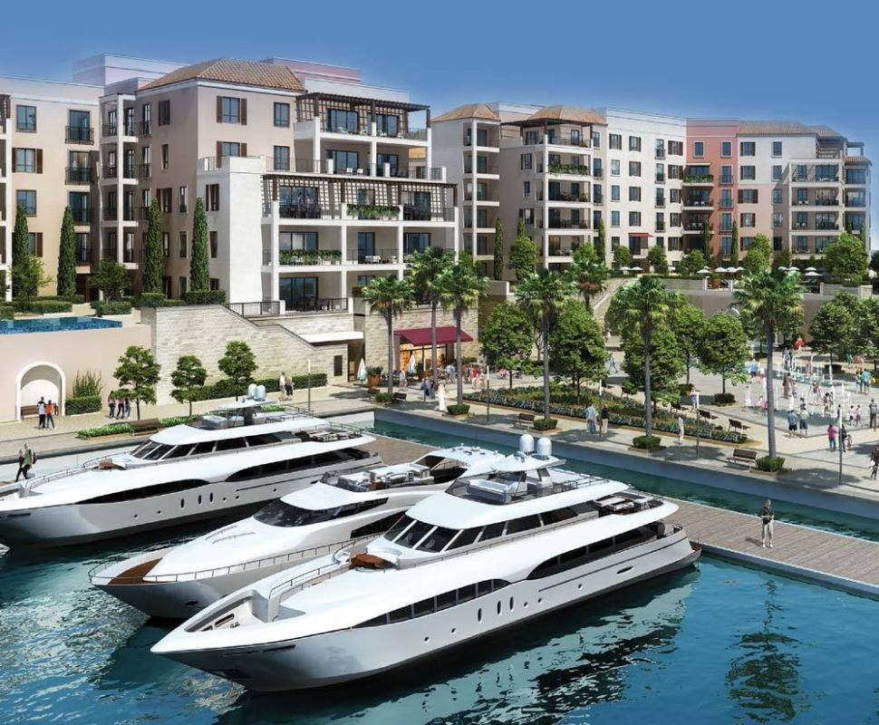 Meraas Port De La Mer: Apartments for Sale in Dubai Jumeirah