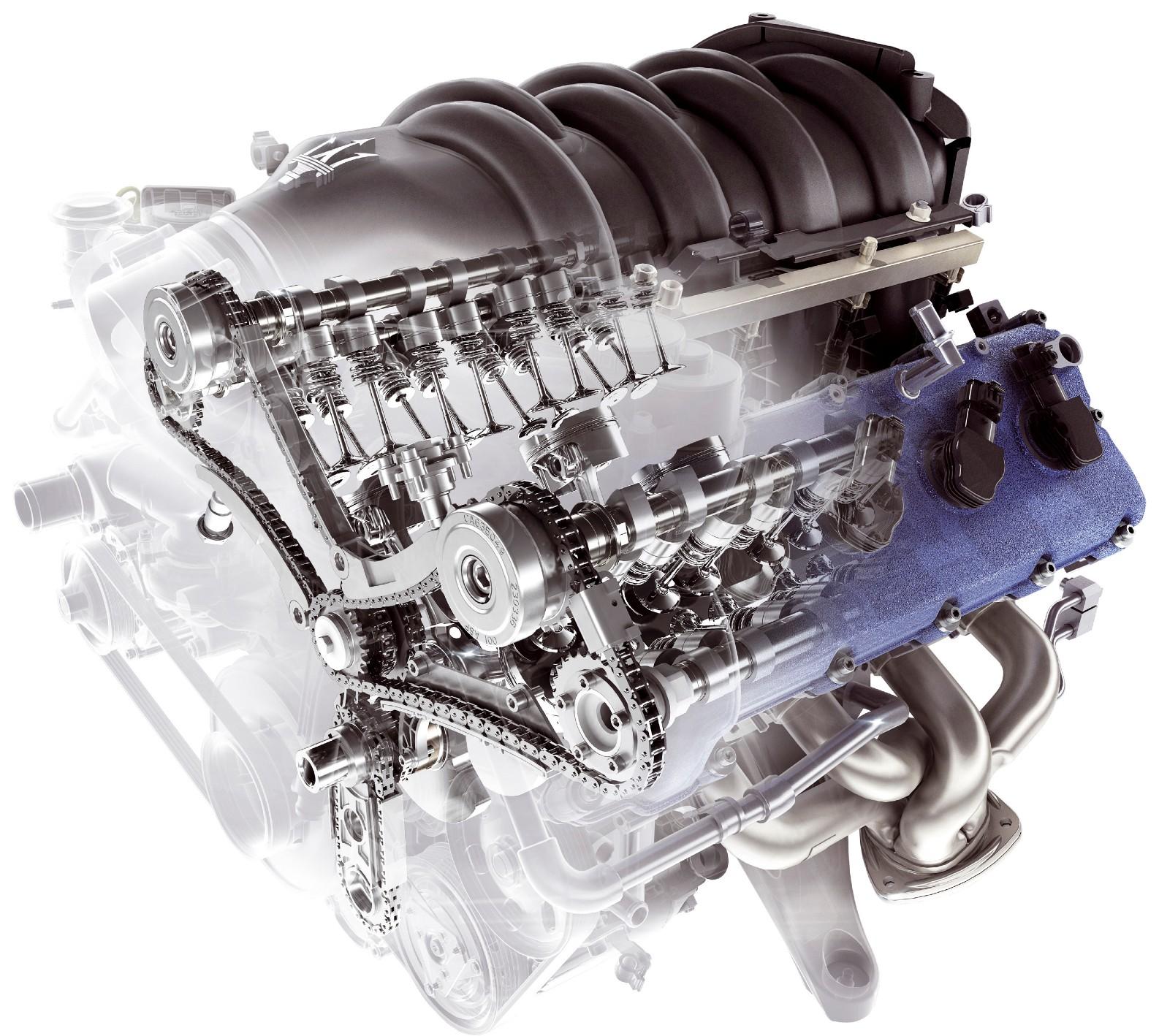 Очистка двигателя водородом